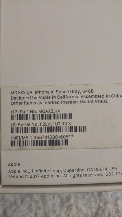 iPhonexの商品画像