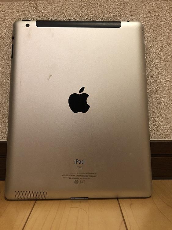 iPadの商品画像