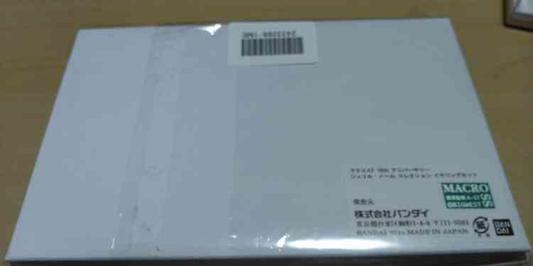 マクロスF10thアニバーサリーシェリル・ノームコレクションイヤリングセット新品の商品画像