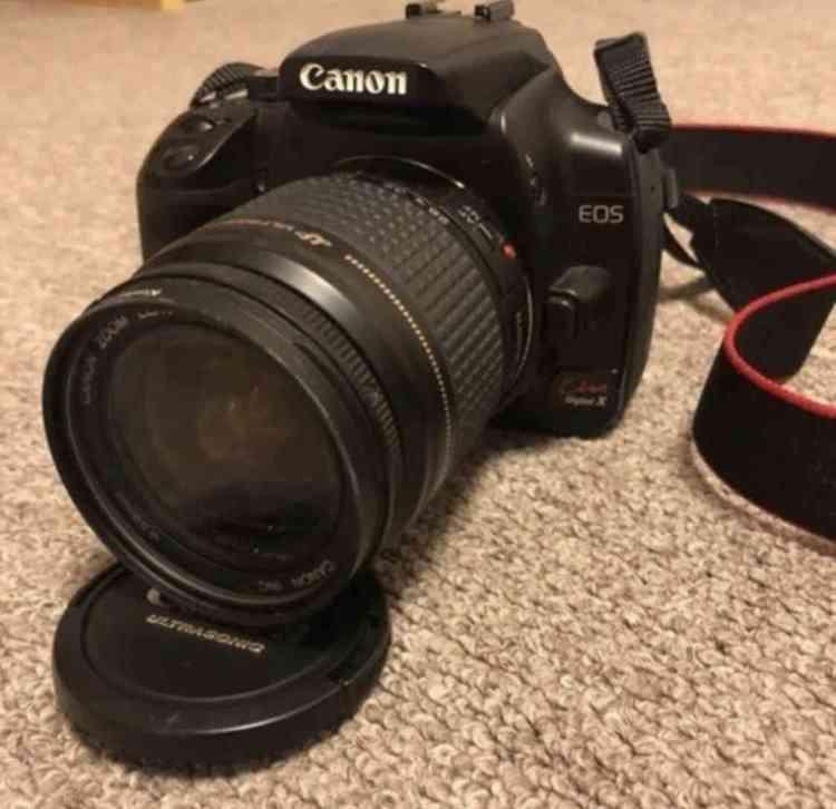 Canon EOS Kiss Xの商品画像