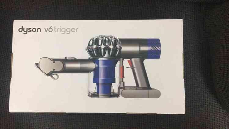 dyson v6 trigger コードレスクリーナーの商品画像