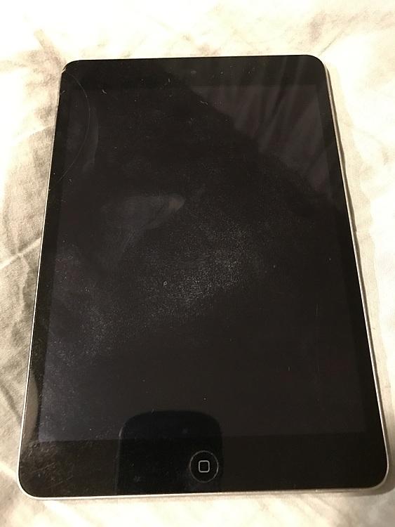 iPadミニの商品画像