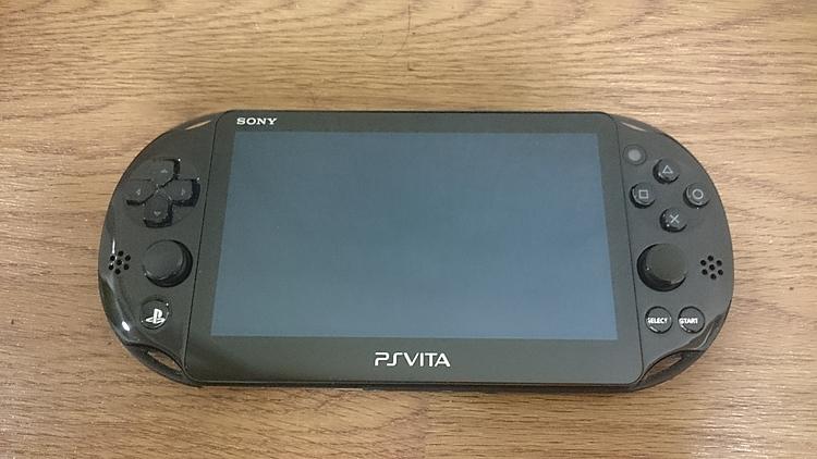 PlayStation Vita (プレイステーション ヴィータ) Wi‐Fiモの商品画像