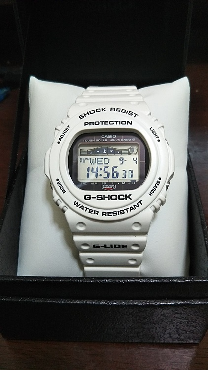 CASIO G-SHOCK GWX5700CS-7JFの商品画像