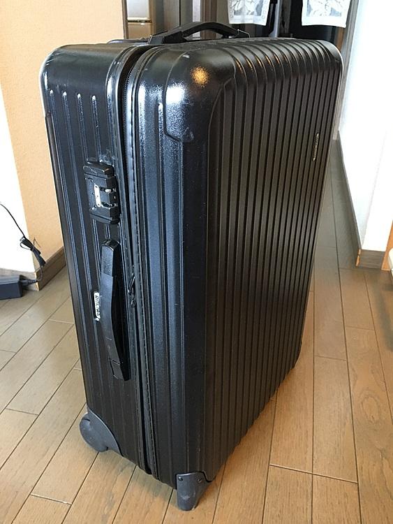スーツケースの商品画像