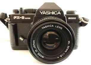 YASHICAヤシカFX-3SUPER2000/YashicaヤシカML50mmの商品画像