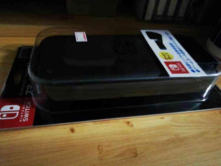 Nintendo Switch専用 スマートポーチEVAの商品画像