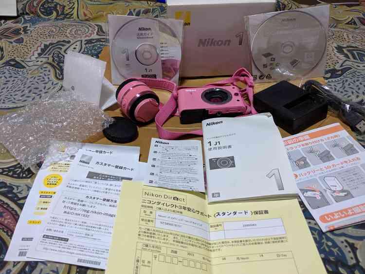 nikon1 j1の商品画像