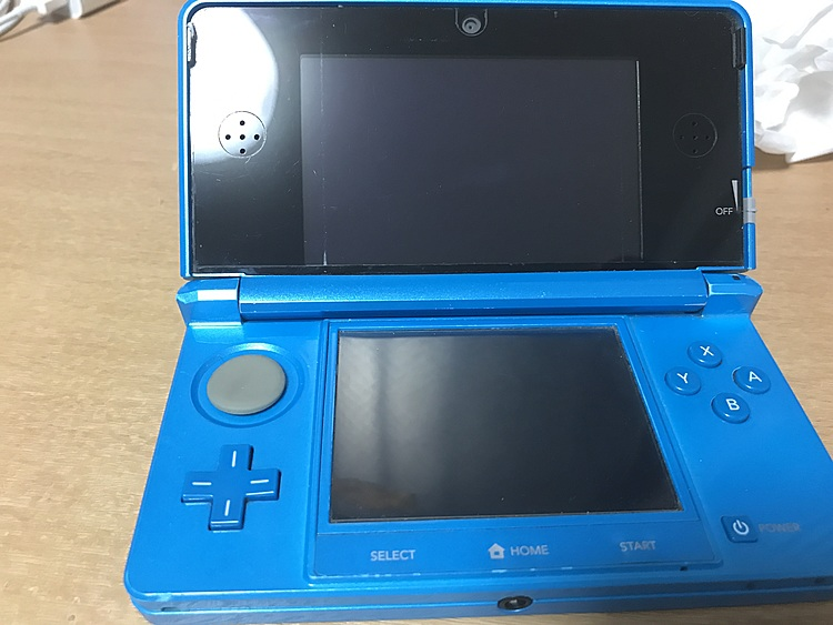 ニンテンドー3DS本体 ライトブルーの商品画像